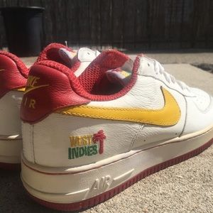 Nike Air Force 1 West Indies first release